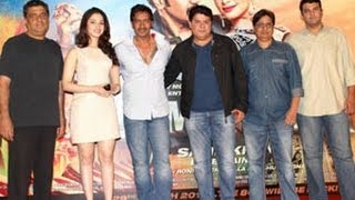 Trailer launch of Ajay Devgn's Himmatwala