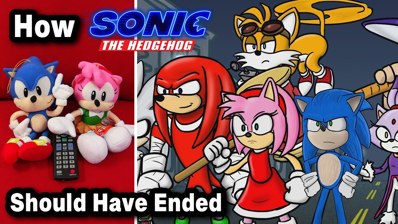 Download How Sonic The Hedgehog Should Have Ended! REACTION!!!