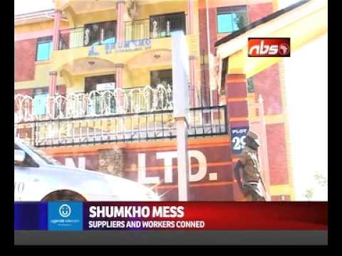 SHUMKHO CONSTRUCTION DIRECTORS VANISH