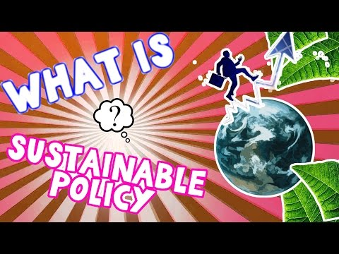 What is Sustainable Policy?