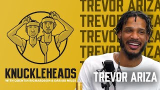 Two Taps Origination With Trevor Ariza, Q And D | Knuckleheads S3: E9 | The Players' Tribune