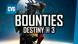 Destiny Gameplay - How Bounties Work | Destiny at 3