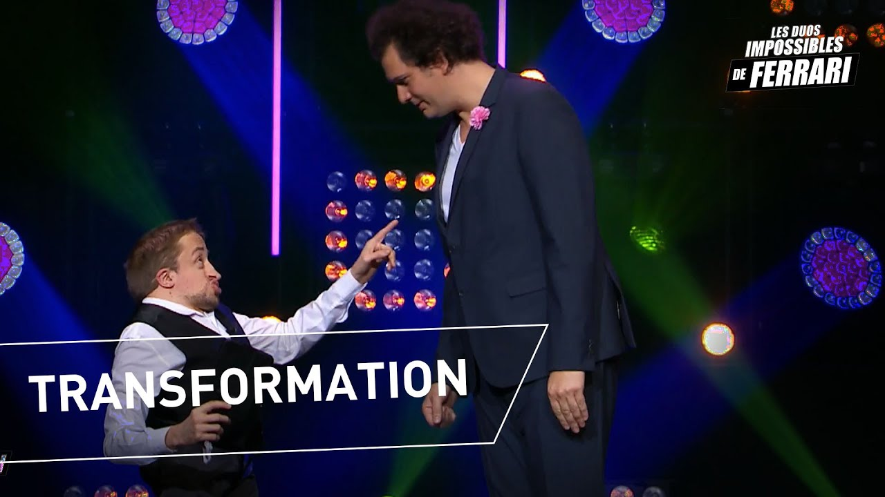 Éric-Antoine et Guillaume Bats:  Transformation
