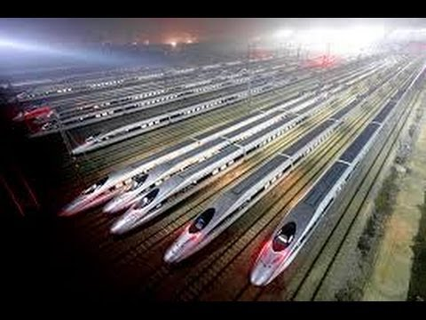 Tren Intercontinental Entre China-Estados Unidos