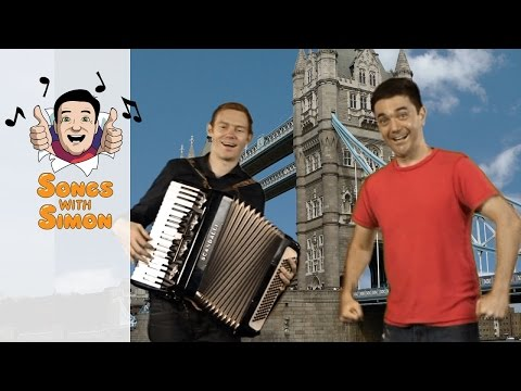 London Bridge Is Falling Down  Nursery Rhymes and  for Kids by  with Simon