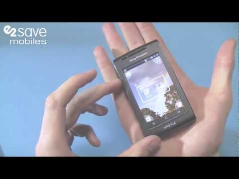 Sony Ericsson Xperia X8 Review