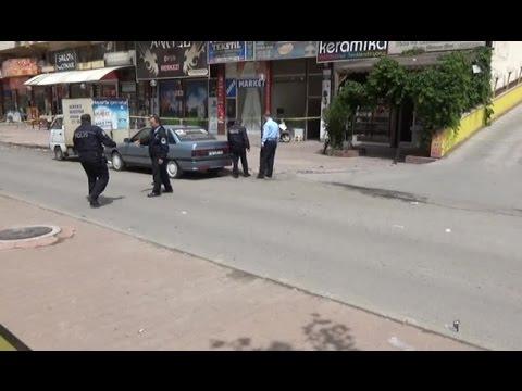Gaziantep'de silahlı çatışma
