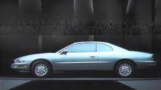 1995 Buick Riviera Commercial