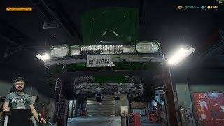 Рукожоп Соний снова в деле😀 Mazda RX-7 и жогово на аэродроме в Car Mechanic Simulator 2018