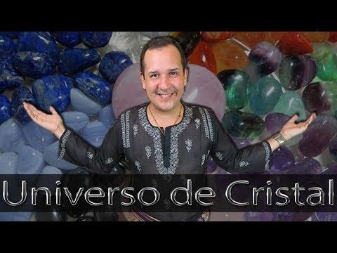 Universo De Cristal Ep 1   Programa Universus #35