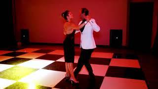 Enrique De Fazio y Gisela Vidal - Buenos Aires,  Argentina 2019