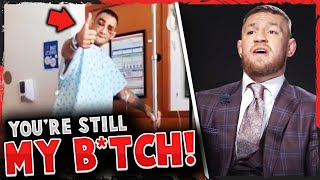 Tony Ferguson GOES OFF on Conor McGregor for his Twitter rant + claims he withheld money from him!