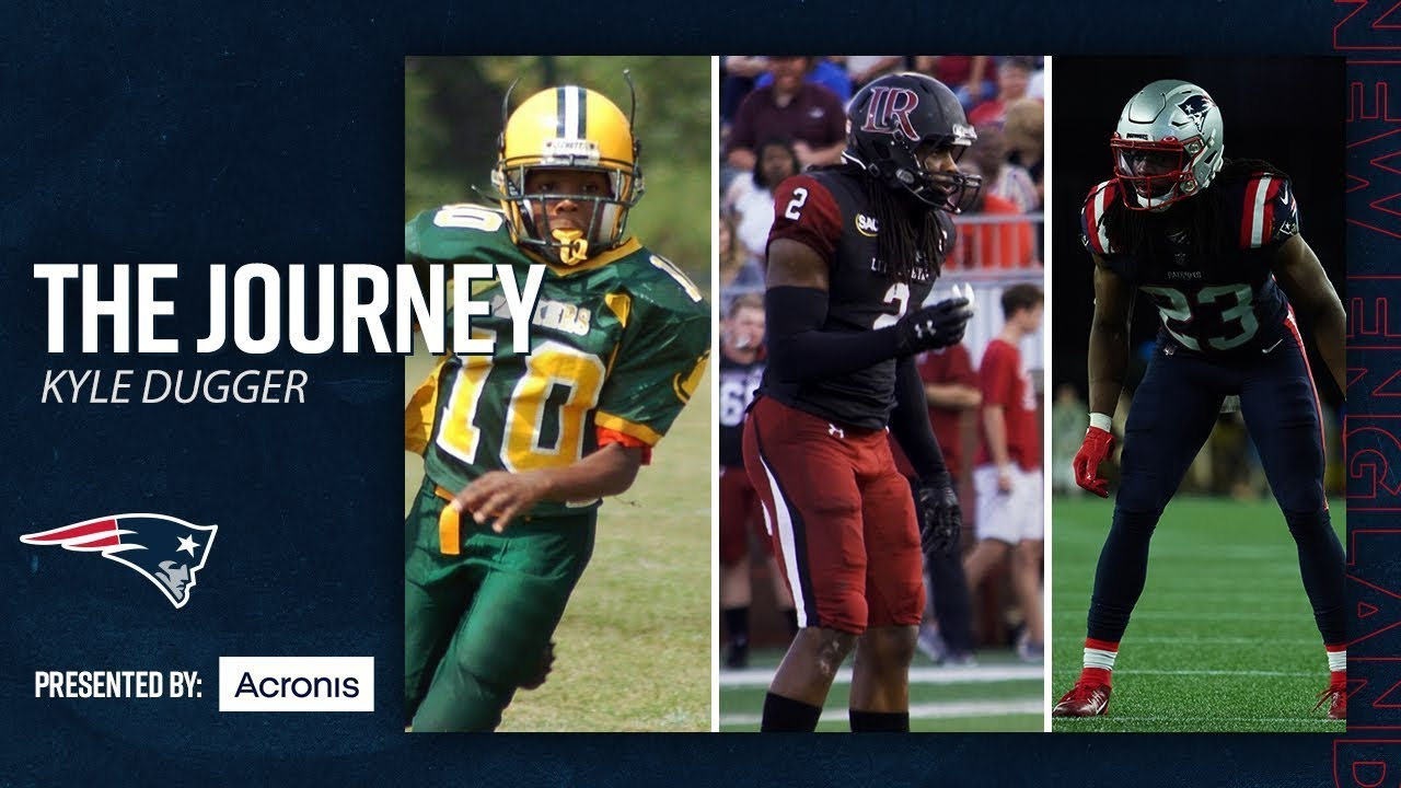 From Division II to 2nd Round Draft Pick   The Journey: Kyle Dugger (New England Patriots)