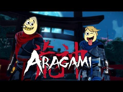 Aragami | Let's Play | Part 1 | w/ BigDog & Gangsta |
