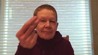 Pema Chodon - Relaxing with impermanence