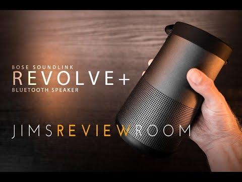 Bose Soundlink Revolve Plus - REVIEW