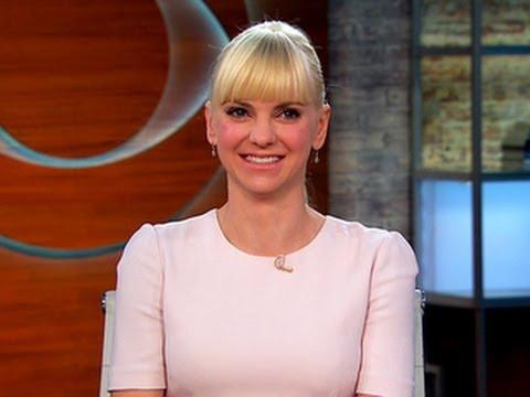 "Anna Faris on new CBS comedy ""Mom"" - YouTube"