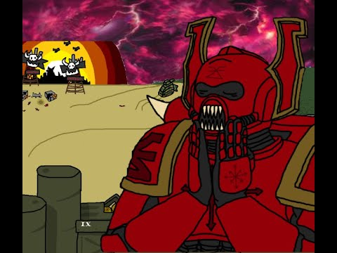 Dawn of War: Ultimate Apocalypse, Chaos Space Marines purging Orks Again