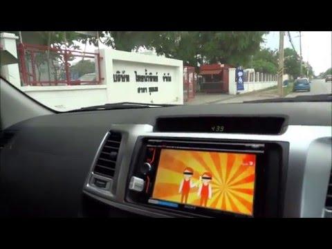 ทีวีดิจิตอลติดรถยนต์ชัด  ชุมแพ ขอนแก่น LOXLEY 4เสา ขายส่งราคาถูก โทร 0845244433  By P one