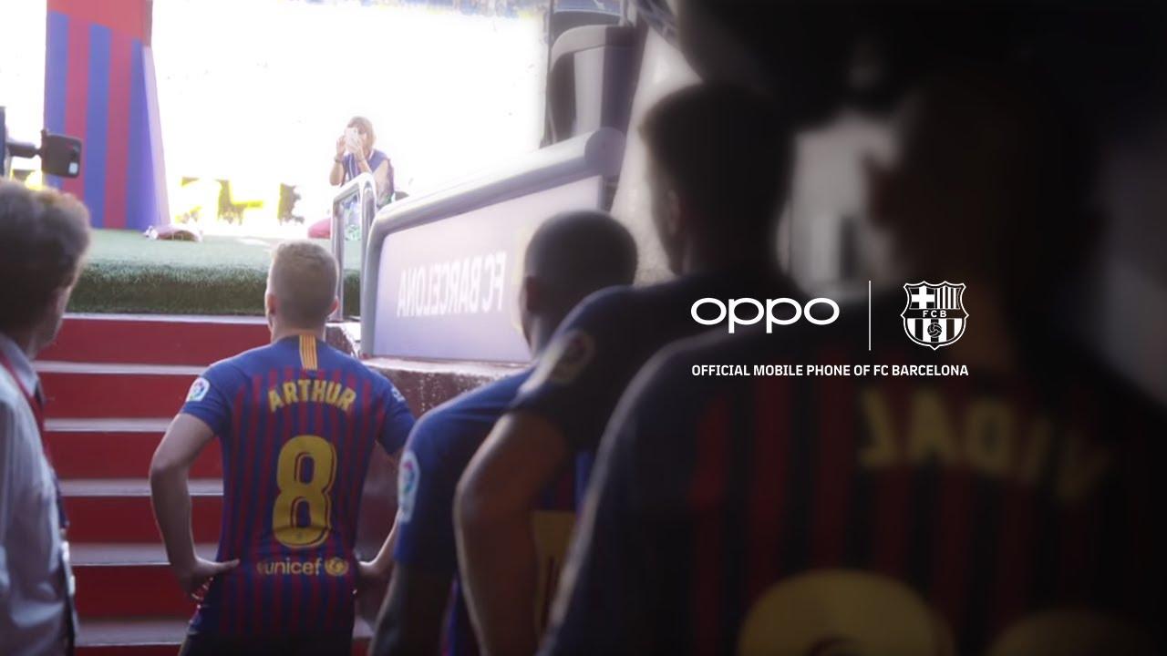 OPPO Reno FC Barcelona Edition Product Video