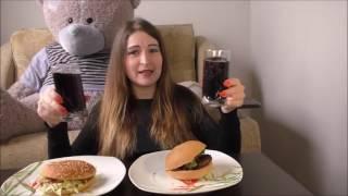 McDonald's Обычная ЕДА против Макдоналдс Челлендж! McDONALDS Gummy Food vs Real Food