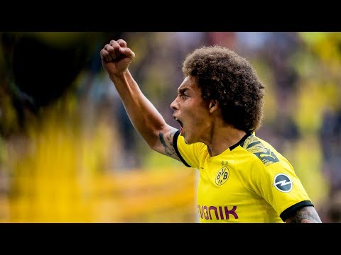'The fans always push us!' | Game-Recap with Witsel | BVB - FC Augsburg 5:1