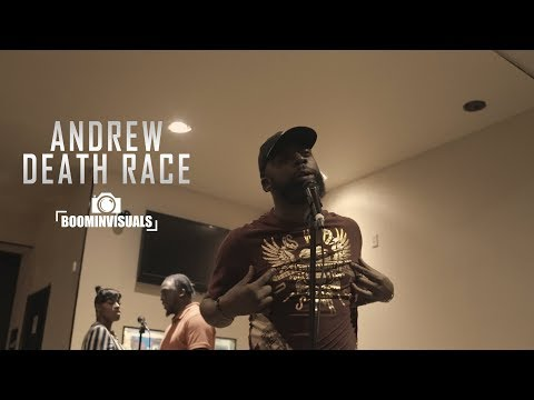 Andrew - Death Race (Official Video) shot by @BoominVisuals