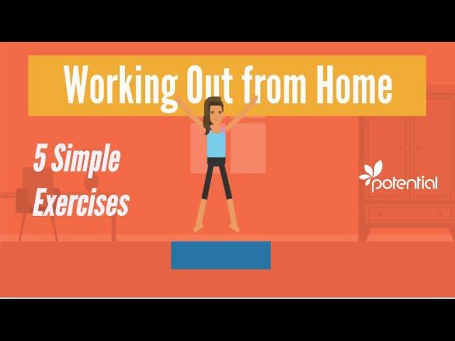 Coronavirus Workout at Home (15 minutes - Gym at home - No equipment)