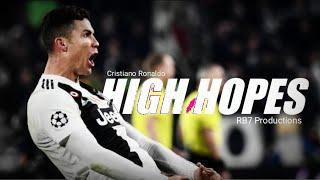Cristiano Ronaldo ~ Panic at the disco high hopes ~ Crazy Skills & Goals 2019 | HD 1080p