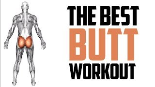 Best Butt Workout Ever with NO WEIGHTS!