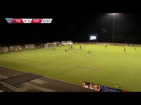Tormenta FC vs Tri Cities 7-15-17