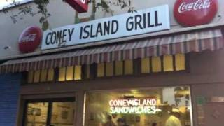 Poynter Institute and Coney Island Grill - St. Petersburg, FL