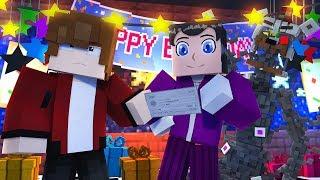 Minecraft FNAF 6 Pizzeria Simulator - PAYING JON MILLIONS!  (Minecraft Roleplay)