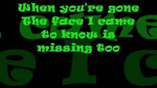 when youre gone by avril lavigne with lyrics