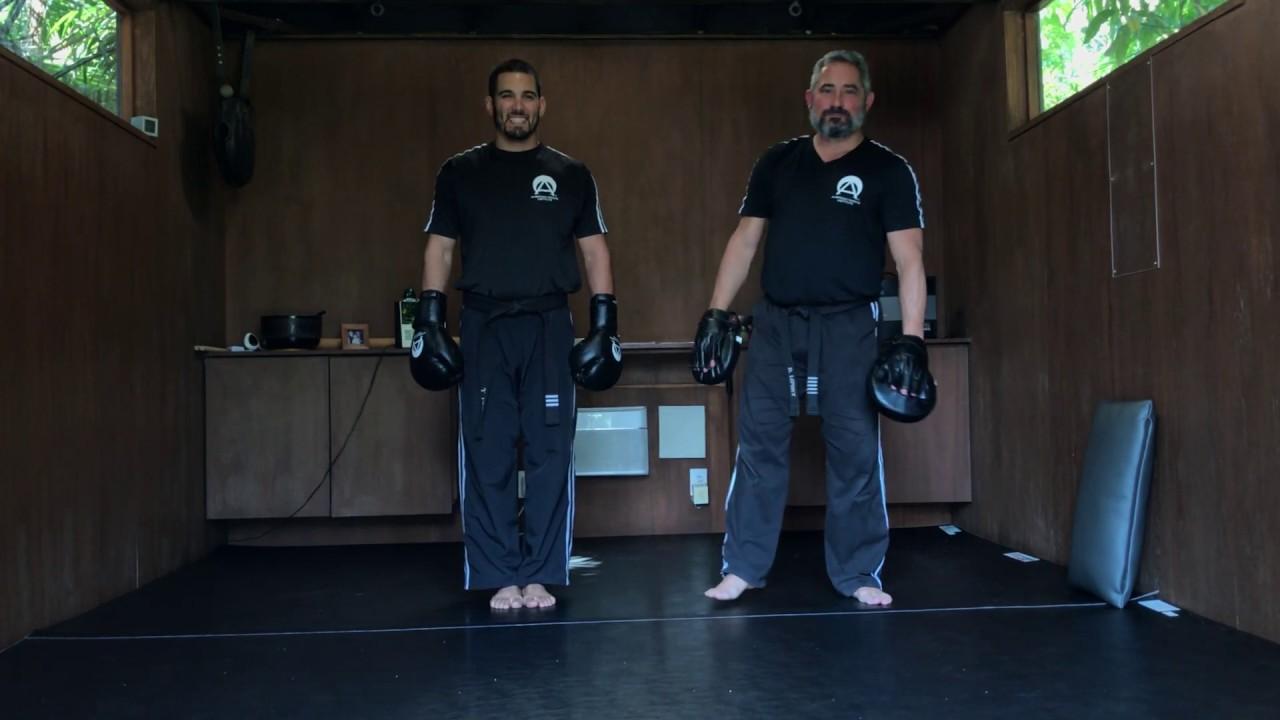 Week #3 - Boxing Drills
