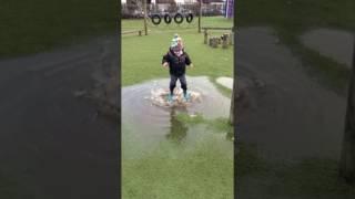 Austins Action - Splish, splash, splosh!