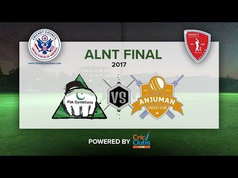 MWCC ALNT 2017 FINAL: ANJUMAN VS PAK GYMKHANA