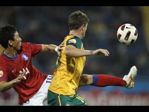 Australia Vs Korea Republic: AFC Asian Cup 2011 (Full Match)