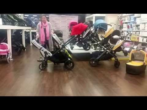 Baby Jogger City Select Twin Stroller Review Doovi
