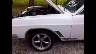 1966 Buick skylark 455 (TA performance 310 cam)