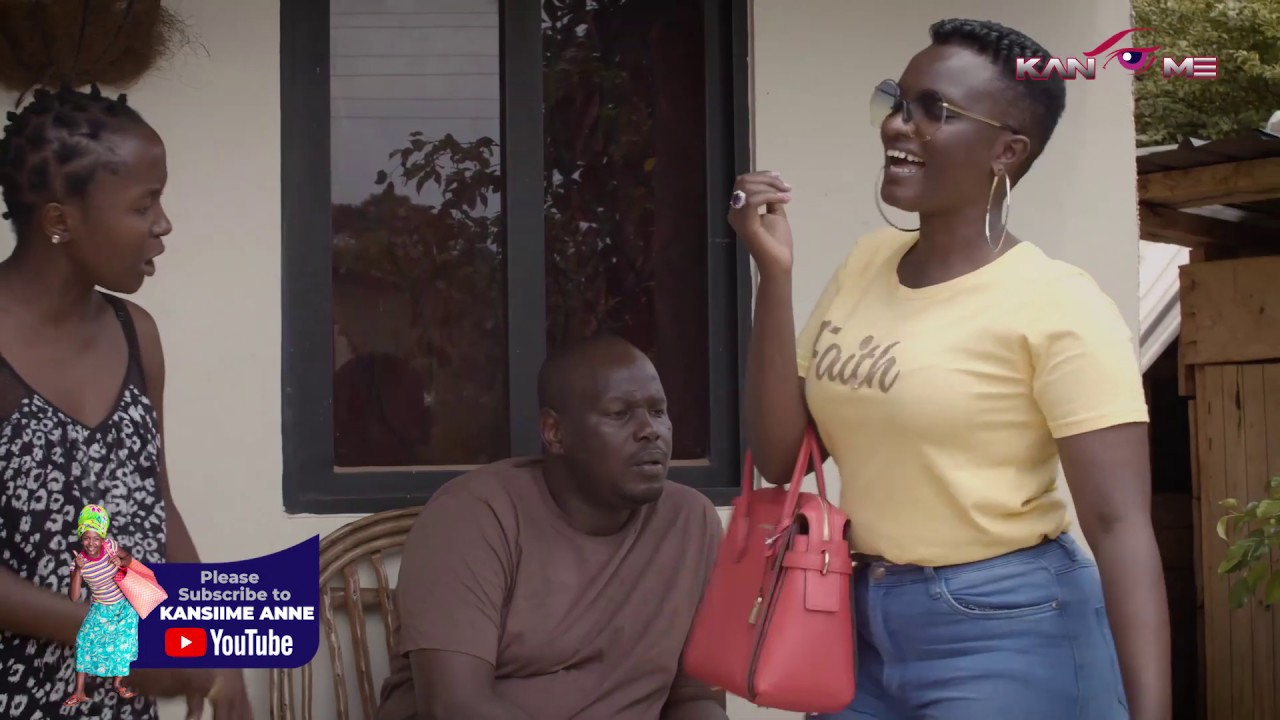 Download Grace is back! Kansiime Anne. African Comedy