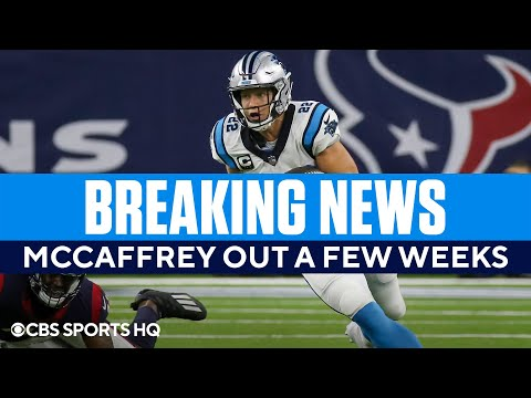 How To Replace Christian McCaffrey in Fantasy Football?   CBS Sports HQ