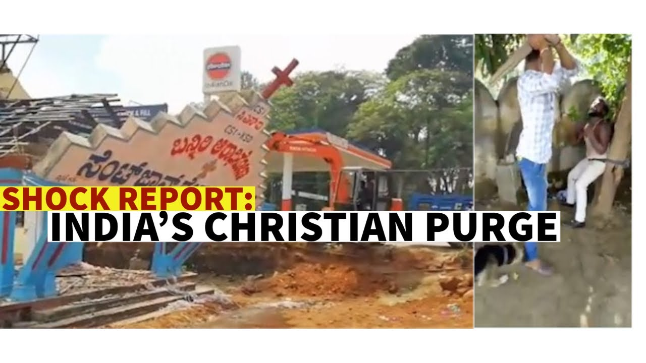 India Persecution: Bold Christian Refuses to Renounce Faith, Pays ...