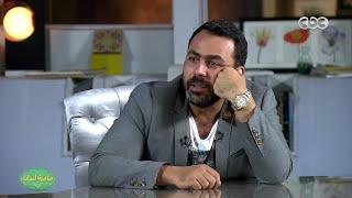 فيديو.. ذكريات الطفولة.. يوسف الحسيني يكشف سر تفوقه في مركز «قلب الدفاع»