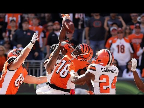 Is This A.J. Green Catch Better Than OBJ's Famous One-Hander? See it Here.