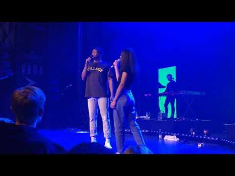 Kumbaya - Jacob Banks feat Anna Leone Live from Copenhagen