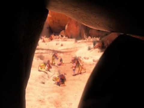 Intro scene of Croods,best animation film...