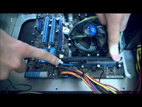 How to disassemble and reassemble a basic computer