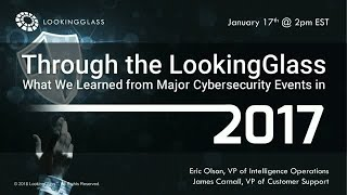 Through the LookingGlass: Top Trends to Keep Your Organization Cyber Aware
