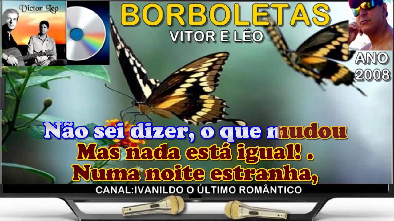playback da musica borboletas de victor e leo